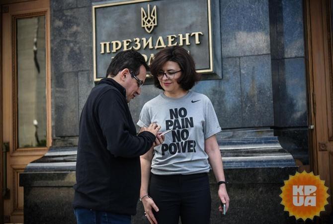 Депутат Березюк объявил, что устал голодать