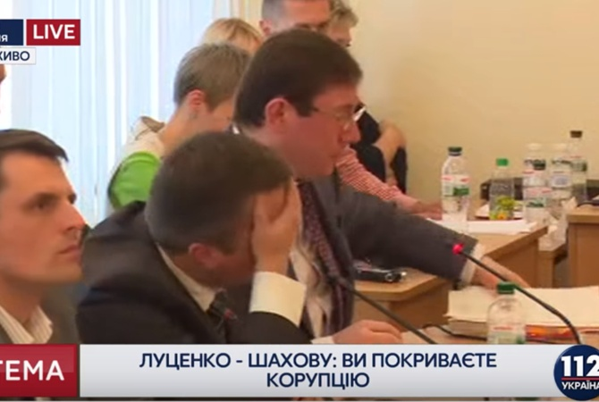 Осенью вРаду может быть внесено новое представление наМосийчука— Луценко