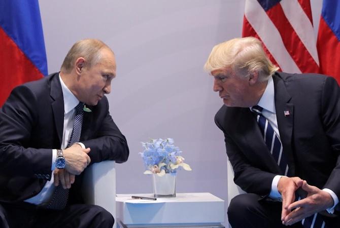 Белый дом сказал, сколько продлится встреча В. Путина иТрампа
