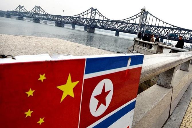 Министерство обороны Китая отказалось отсотрудничества сКНДР