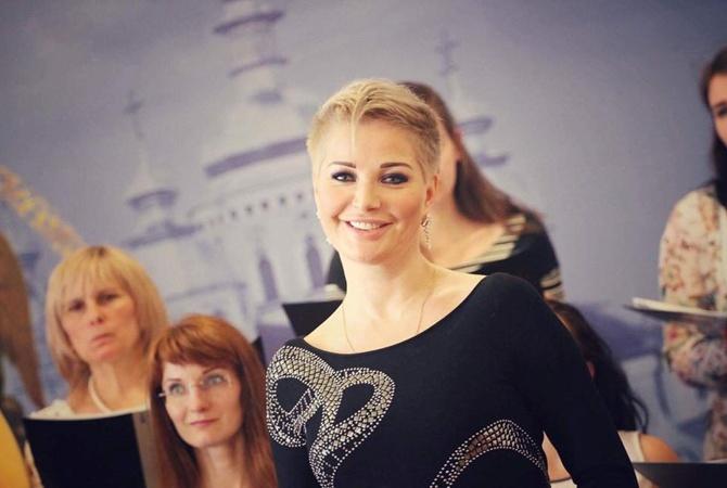 Максакова: Мне угрожают на русском ТВ