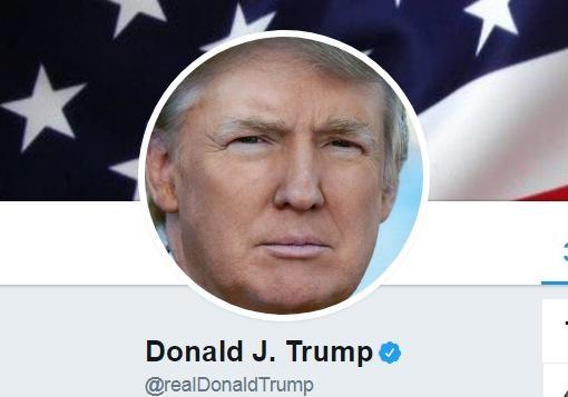 Трампа обвинили внезаконности блокировки фолловеров его социальная сеть Twitter