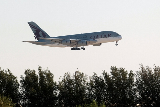 Летом Qatar Airways запустит рейс «Доха — Киев»