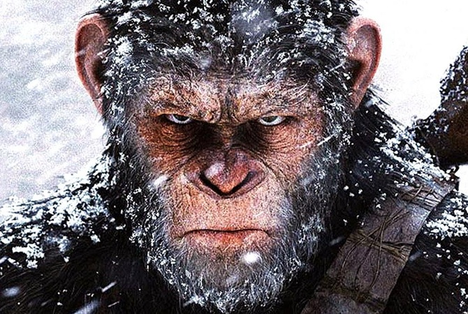 «Планета обезьян» стартовала с $56,5 млн— Касса США