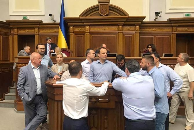 Решение суда поделу народного депутата  Добкина ожидается в16:30