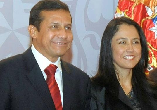 Суд приговорил экс-президента Перу иего супругу кпредварительному заключению