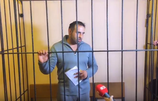Ранение оператора научениях вКривом Роге: военный вышел под залог