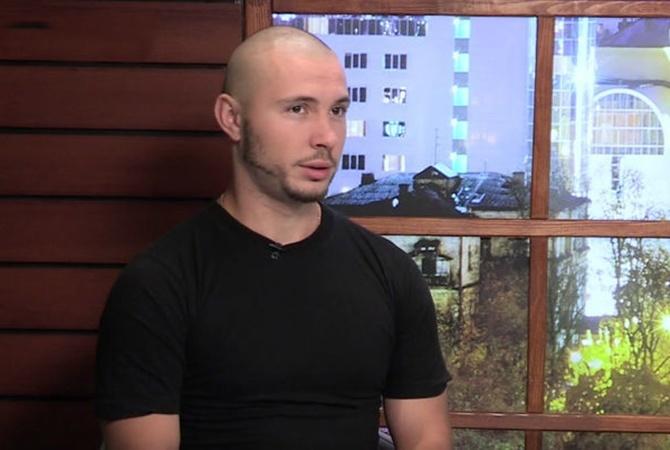 ВИталии шесть часов допрашивали украинского военного Маркива