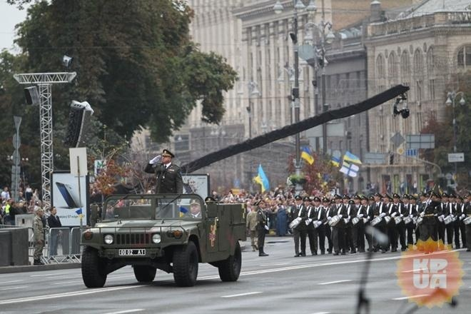 НаДень независимости вКиеве пройдет парад, авоЛьвове— «Украинская песня»