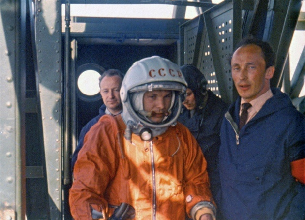 ВНью-Йорке продали оригинал документа ополете Гагарина