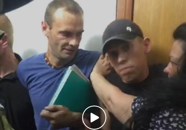 ВОдесской области активисты пробуют захватить суд