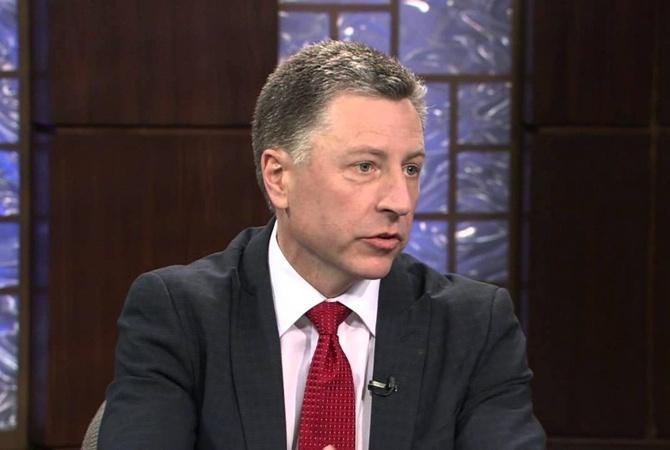Спецпредставитель США Курт Волкер прибыл в Донбасс Курт Волкер