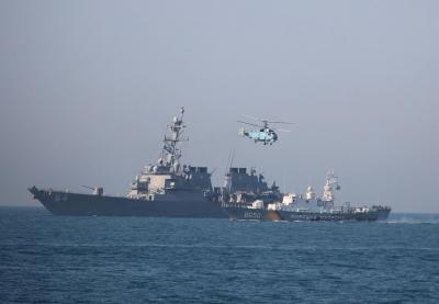 ВОдессе завершились украинско-американские военные учения Sea Breeze