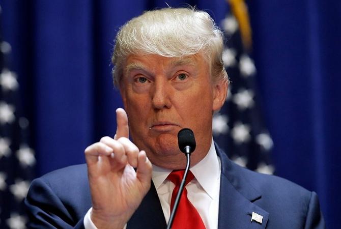 Трамп осуждает Украинское государство всаботаже его президентской кампании