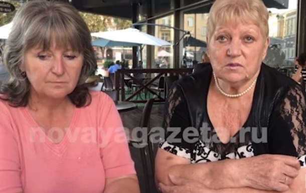 Матери Клыха иАгеева просят В.Путина иПорошенко освободить ихдетей