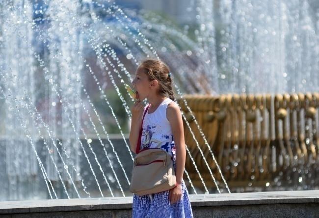 Ввыходные вгосударстве Украина предполагается ослабление жары ипериодические дожди (КАРТА)— Синоптик