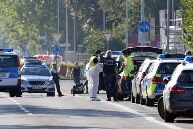 Вночном клубе вГермании произошла стрельба