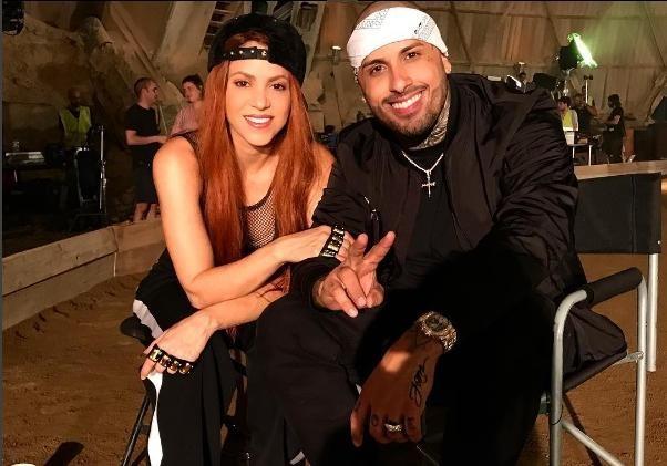 Эстрадная певица Шакира решилась на существенное изменение всвоей внешности: свежее фото