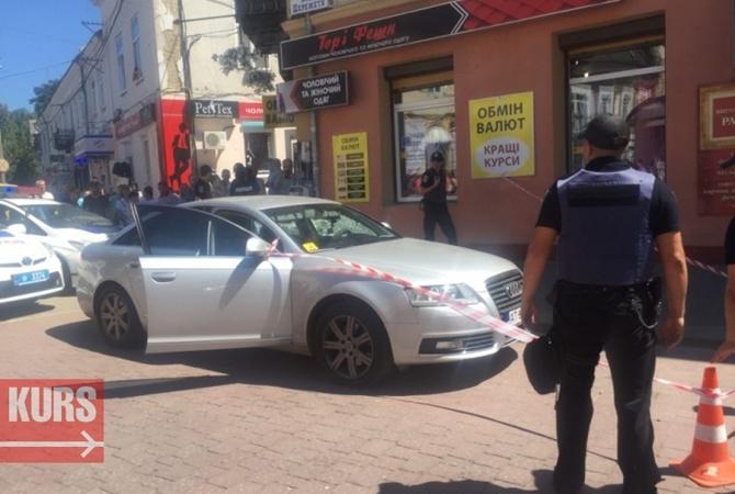 Картинки по запросу розстріл авто в івано франківську