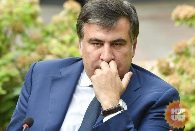 Саакашвили не может выехать из США и вернуться в Украину, поскольку его паспорта аннулированы
