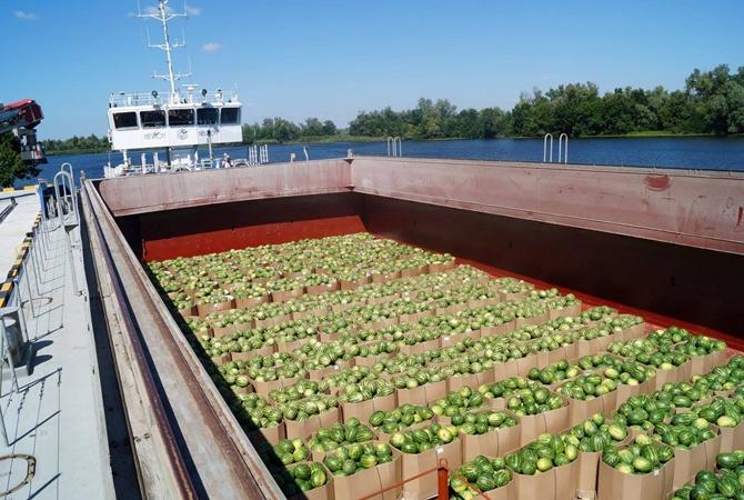 Гройсман: «Сегодня международный день арбуза, хочу поздравить сэтим праздником!»