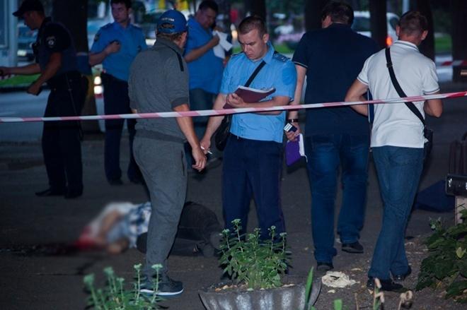 Милиция вручила два подозрения 3-му участнику кровавой стрельбы вДнепре