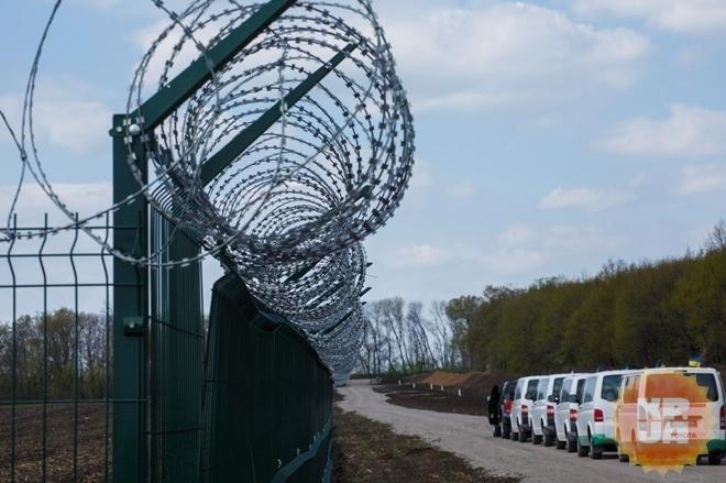 Вгосударстве Украина арестованы похитители денежных средств настроительство стены сРоссией