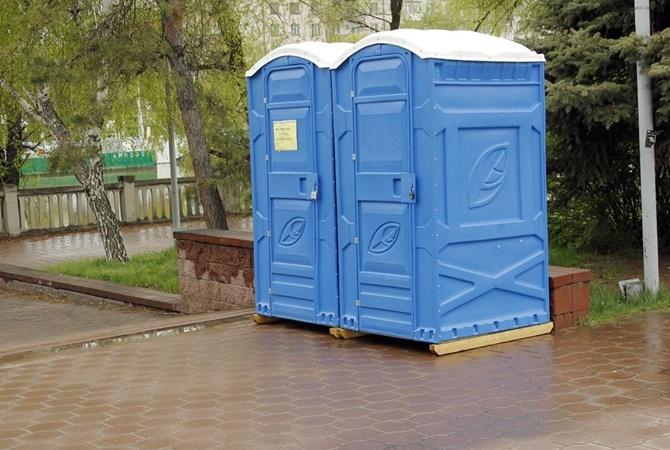 Услуги социальных туалетов вКиеве могут подорожать до4 гривень