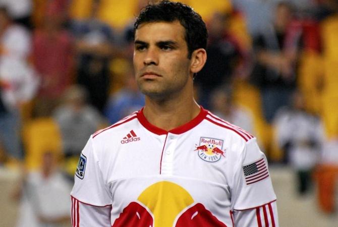 Власти США ввели санкции против футболиста сборной Мексики Рафаэля Маркеса Рафаэль Маркес