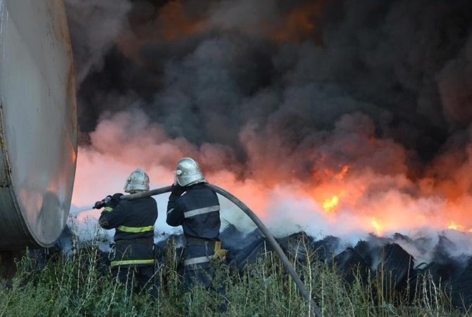 Пожары вгосударстве Украина: cотрудники экстренных служб предупредили 10 областей обопасности