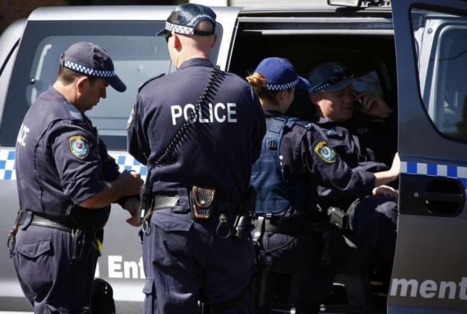 2-х  украинский задержали вАвстрии поподозрению вконтрабанде