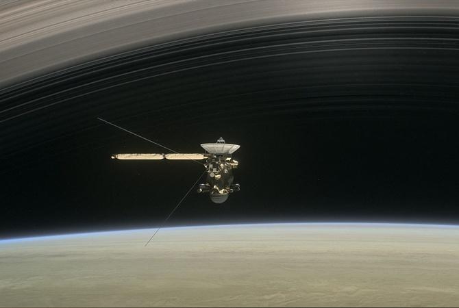 NASA представили новые фотографии  поверхности Титана