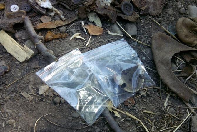 ВИвано-Франковске при прокладке кабеля отыскали массовое захоронение 50 человек