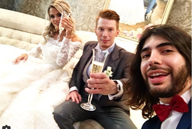 Свадьба Никиты Преснякова спустя месяц ознаменовалась скандалом