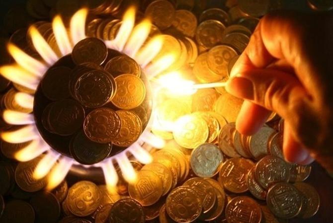 Власти Украины начетверть урезали норму потребления газа жителями