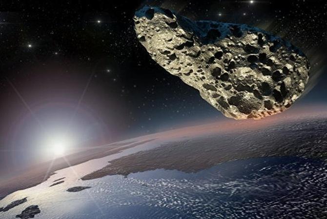 Мимо Земли пролетел астероид размером снебольшой город