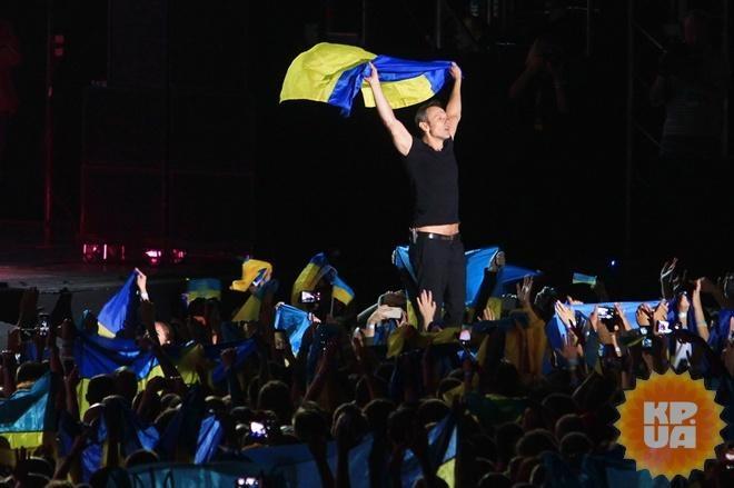 Ожидают возвращения Донбасса иКрыма: «Океан Эльзы» уходит сосцены