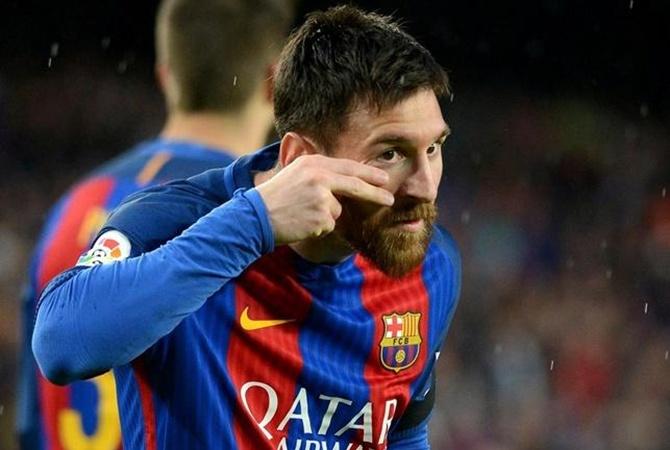 Хакеры взломали «Твиттер» «Реал Мадрида» ипоздравили Месси спереходом