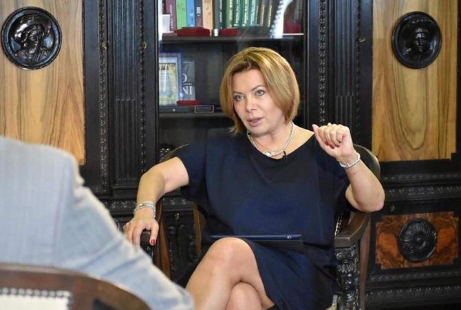 Наташа Влащенко: «Украинским журналистам нужно перестать думать, что они -  мессии» - Новости на KP.UA