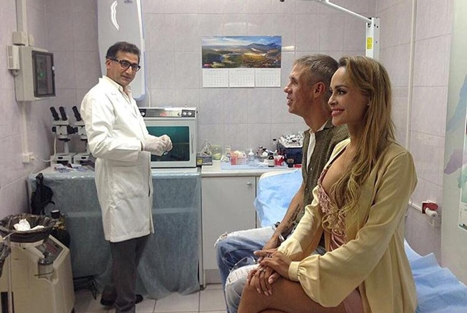 39-летний Алексей Панин решился напластическую операцию: фото доипосле