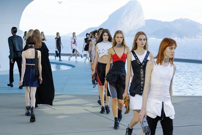 Gucci небудет сотрудничать с слишком худыми моделями