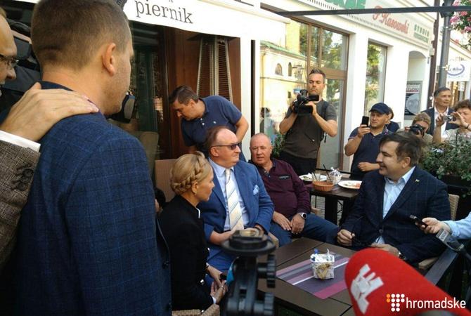 Тимошенко угодила  вбазу «Миротворца»