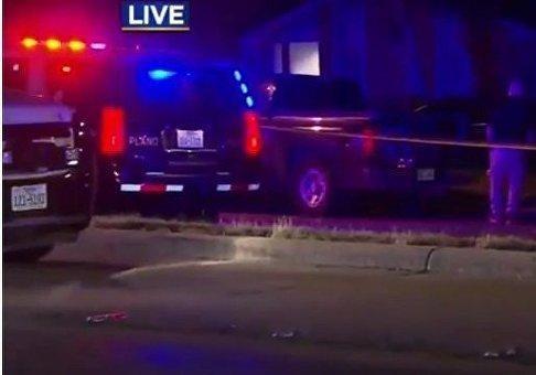 При стрельбе в личном доме вТехасе погибли семь человек