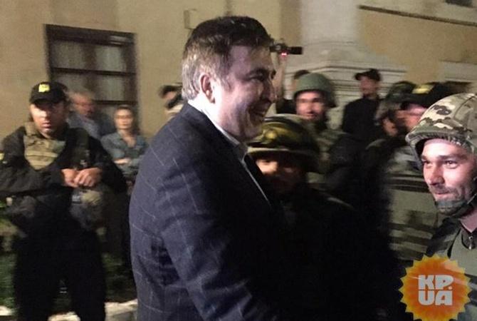 Саакашвили впервый раз рассказал обистинных причинах собственных «гастролей поУкраине»