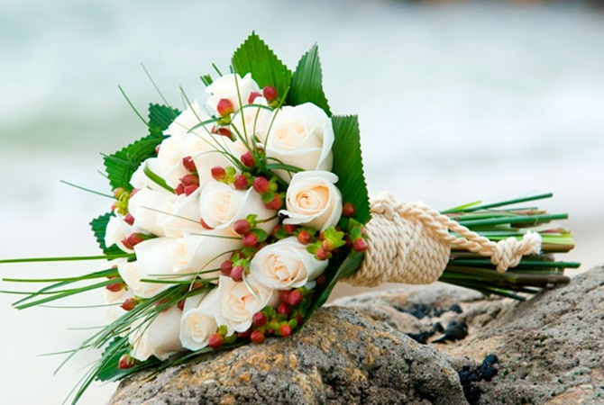 Букеты с днём свадьбы