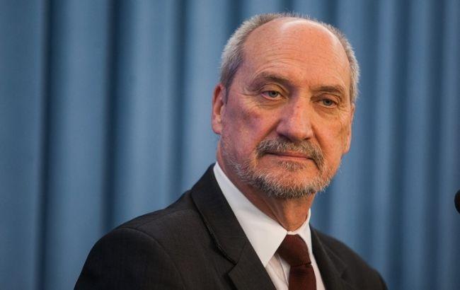 Польского министра обороны подозревали вработе на русские спецслужбы