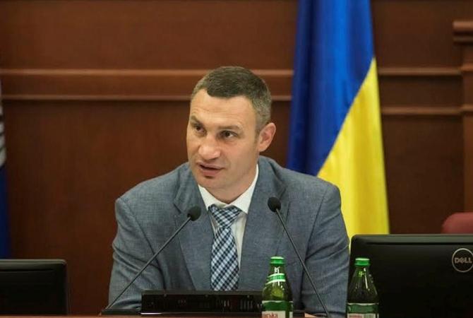 После пожара вОдессе Кличко поручил проверить детские заведения столицы Украины