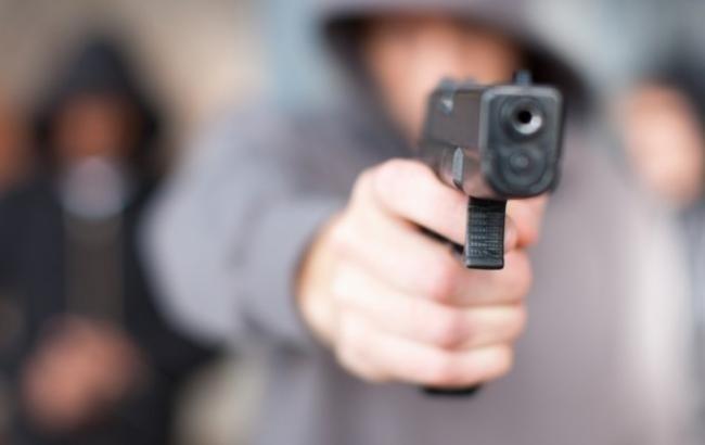 Стрельба улицея вКиеве: появились фото иданные озадержанном