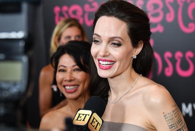 Фильм Джоли отправили на«Оскар» отКамбоджи