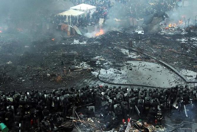 Луценко сказал, когда дело орасстрелах наМайдане будет направлено всуд